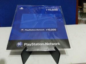 PSN 10,000엔 카드