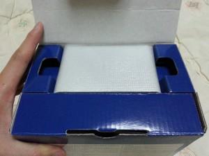 PS Vita TV 박스 개봉