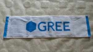 그리(GREE) (아마도) 손수건