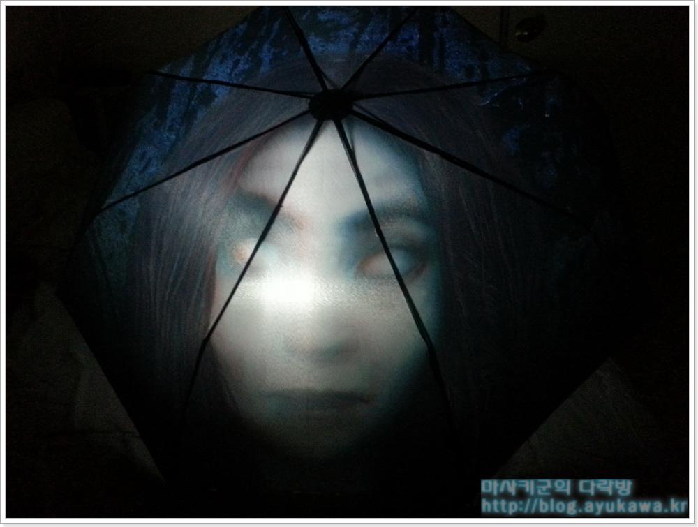 화이트데이 우산 (뽀나스-_-)
